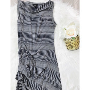 Mossimo Side Ruched Maternity Dress